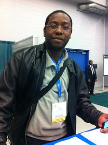 FASEB MARC Travel Award Winner:  Samuel D. Quaynor of Georgia Health Sciences University