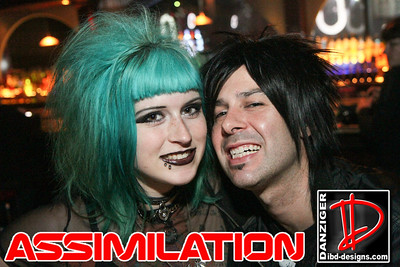 ASSIMILATION 9-14-12