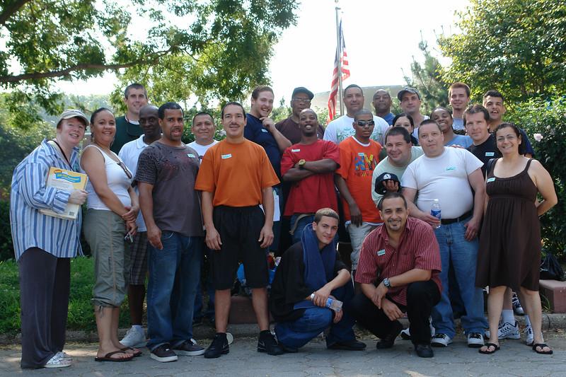 ASTORIA WATER WALK Volunteers and Participating Organizations