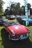 MGB Roadster at the ATCCC Putteridge Bury Classic Car Show 2011