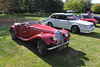 MG TF 1500 at the ATCCC Putteridge Bury Classic Car Show 2011
