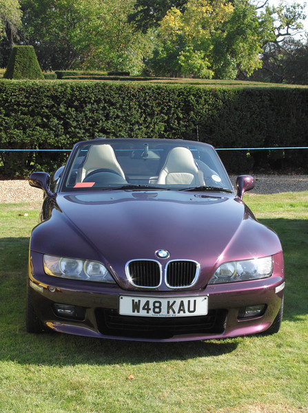 BMW Z3 at the ATCCC Putteridge Bury Classic Car Show 2011