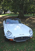 Jaguar E Type at the ATCCC Putteridge Bury Classic Car Show 2011