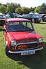 1963 Mini at the ATCCC Putteridge Bury Classic Car Show 2011
