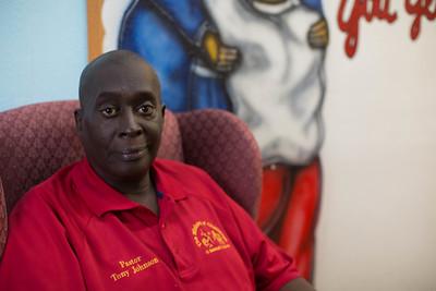 Pastor Tony Johnson