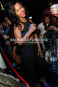 AURA SATURDAYS 04.16.16