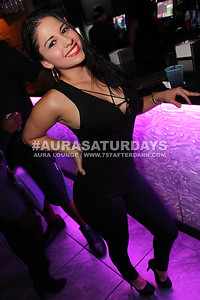 AURA SATURDAYS 09.24.16