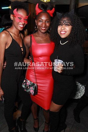 AURA SATURDAYS 10.29.16