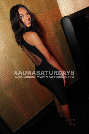 AURA SATURDAYS 11.05.16