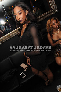 AURA SATURDAYS 11.26.16