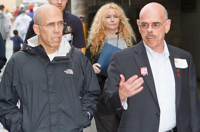 Jeffrey Katzenberg (DreamWorks Co-Founder) & Congressman Henry Waxman