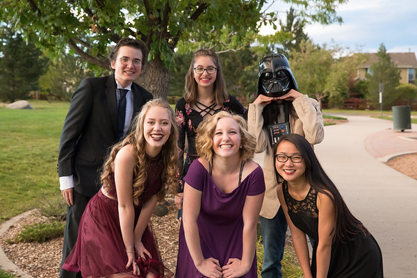 AWest Homecoming Group 09-30-2017