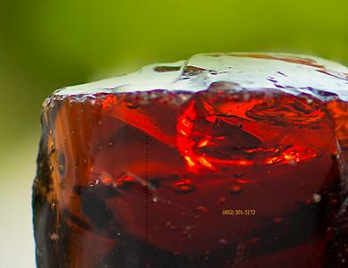 Red Glass Rock at  AZ88 Scottsdale 7324