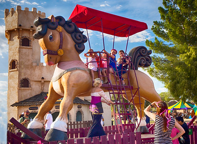 Giant rocking horse 8586 Studio 5301 CMA hd3