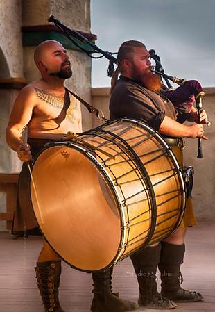 Drummer & bagpipe 8709 Studio 5301 CMA hd3