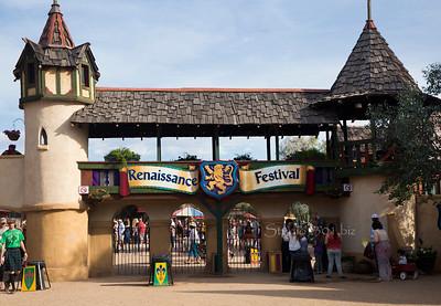 Renaissance Fest entrance 8519