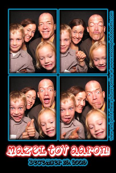 Aaron's Bar Mitzvah 2009-12-19