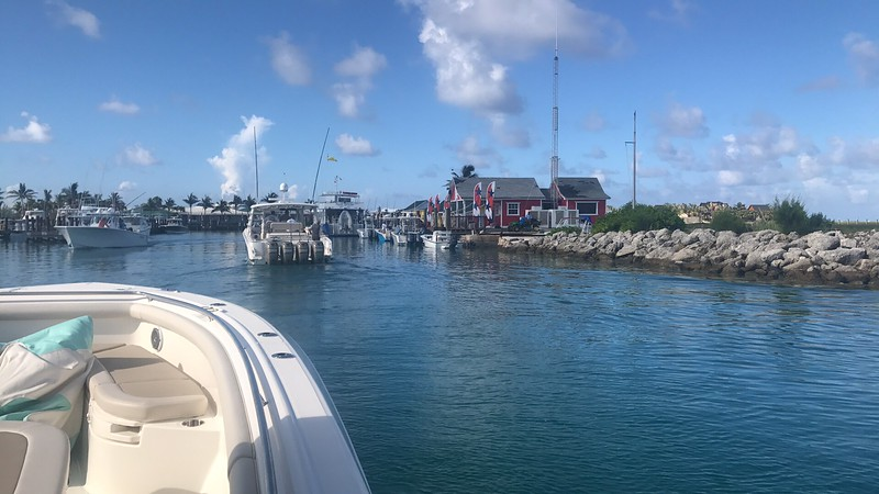 Let's Go To The Abacos!