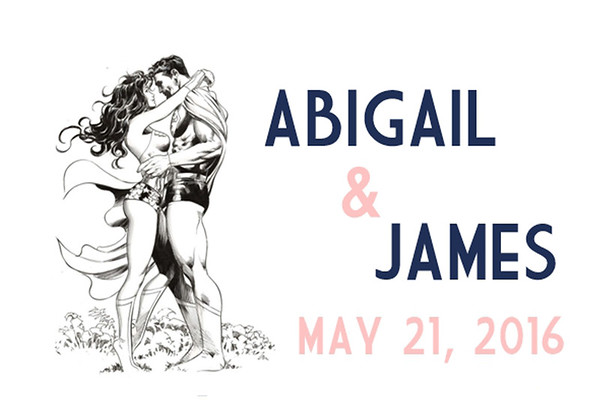Abigail and James