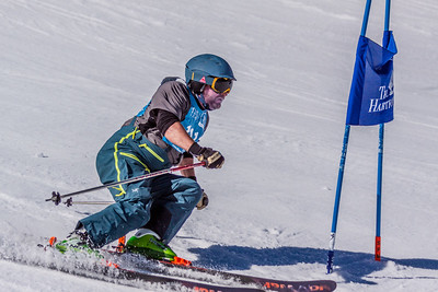 PARK CITY, UT - April 2, 2016:  National Ability Center Ability Snow Challenge (Photo by Jon Scarlet)