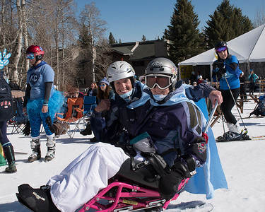 2016 Ability Snow Challenge (Photo by Dave Obzansky)