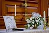 Abraham Child Dedication - Wren Chapel - Williamsburg Event Photographer