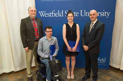 The Westfield State University Academic Achievement Award Ceremony, Spring 2017