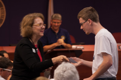 Academic Olympics' MVP presentations - Suncoast Polytechnical High