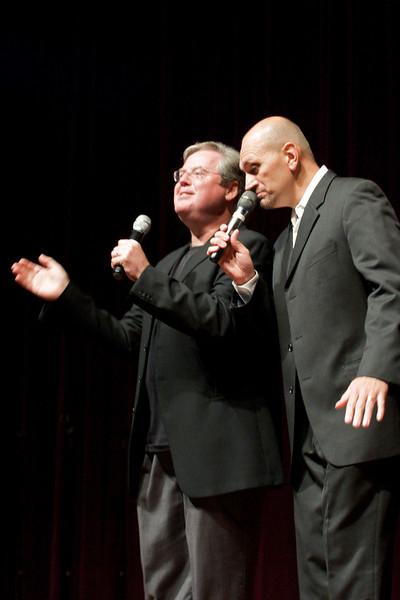 Keith Lancaster & Rodney Britt