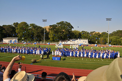 Acalanes Graduation 2008