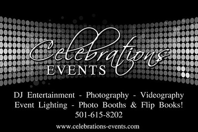 Celebrations Events 501-615-8202