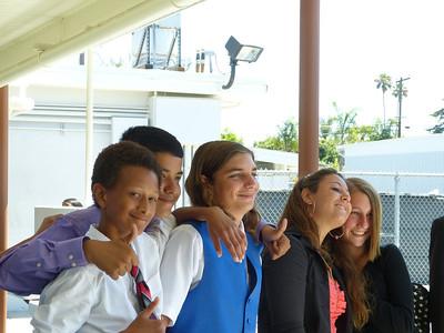 Ace's Middle School Advancement, 2014
