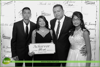 Achievor Banquet Hall Launch