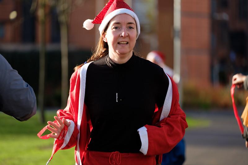 Acorns Santa Run 2018