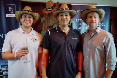 Acronis, Storage, F1 Media Event, III Forks, Austin, Texas