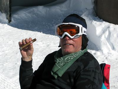 mmmm, good cigar