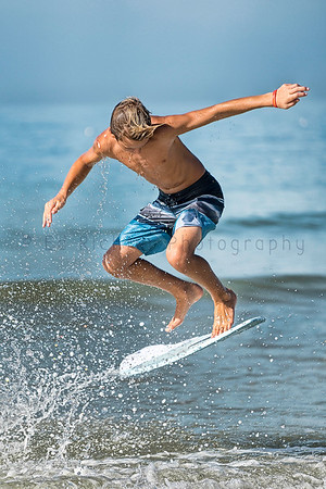 Skim Surfing, Kiting and Beach fun.