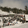 Big crowd, only 3 lifts running