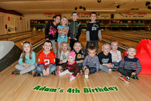 Adam's 4th BDay