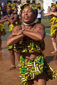 Gye Nyame - African Cultural Dance Company