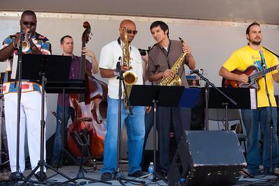 Bemcha - Latin jazz ensemble