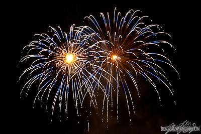 Addison Kaboom Town Fireworks 2010