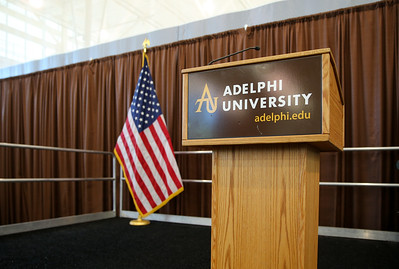 Adelphi Pinning Ceremony | May 15th 2017 | Credit: Chris Bergmann Photography