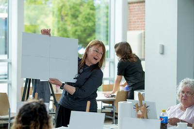 Adelphi University | Oct 14th | Paint and Pour | Credit: Chris Bergmann Photography