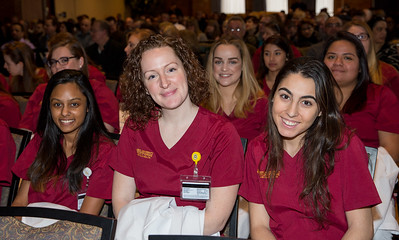 Adelphi University College of Nursing 2017 White Coat Ceremony . Photo Credit: Chris Bergmann Photography