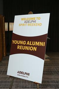 Adelphi Young Alumni Reunion | Oct 13th 2017 | Credit: Chris Bergmann Photography