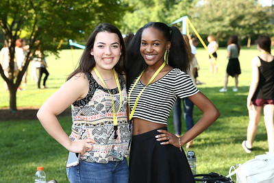AU Pre-College 2016 BBQ | Photo Credit: Chris Bergmann Photography