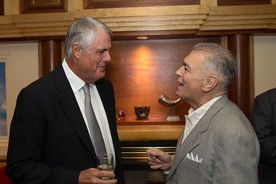 Adelphi Fall Cocktail Reception with Lou Pinella-84