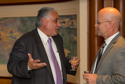Adelphi Fall Cocktail Reception with Lou Pinella-35