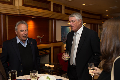 Adelphi Fall Cocktail Reception with Lou Pinella-43